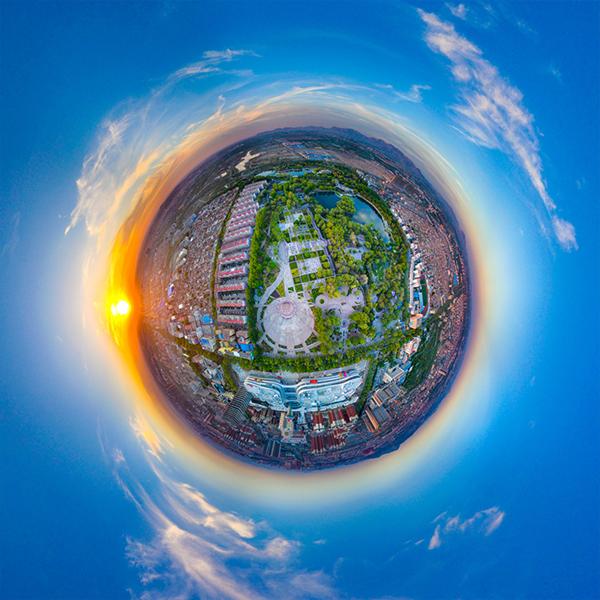 百脉泉广场